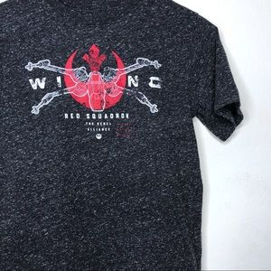 Star Wars Shirts & Tops - Star Wars | X Wing The Red Squadron Graphic Tee